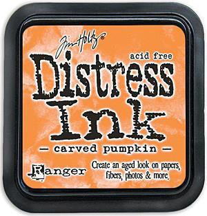 Tim Holtz/Ranger - Distress Mini Ink Pad - Carved Pumpkin