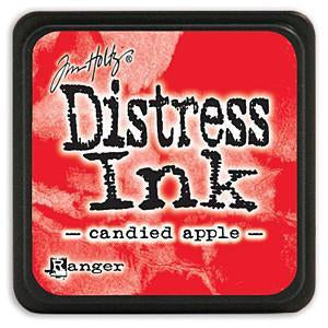 Tim Holtz/Ranger - Distress Mini Ink Pad Candied Apple