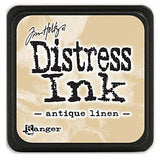 Tim Holtz Distress Mini Ink Pads Antique Linen