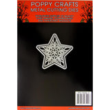 Poppy Crafts Dies - Star Flower Die Designs