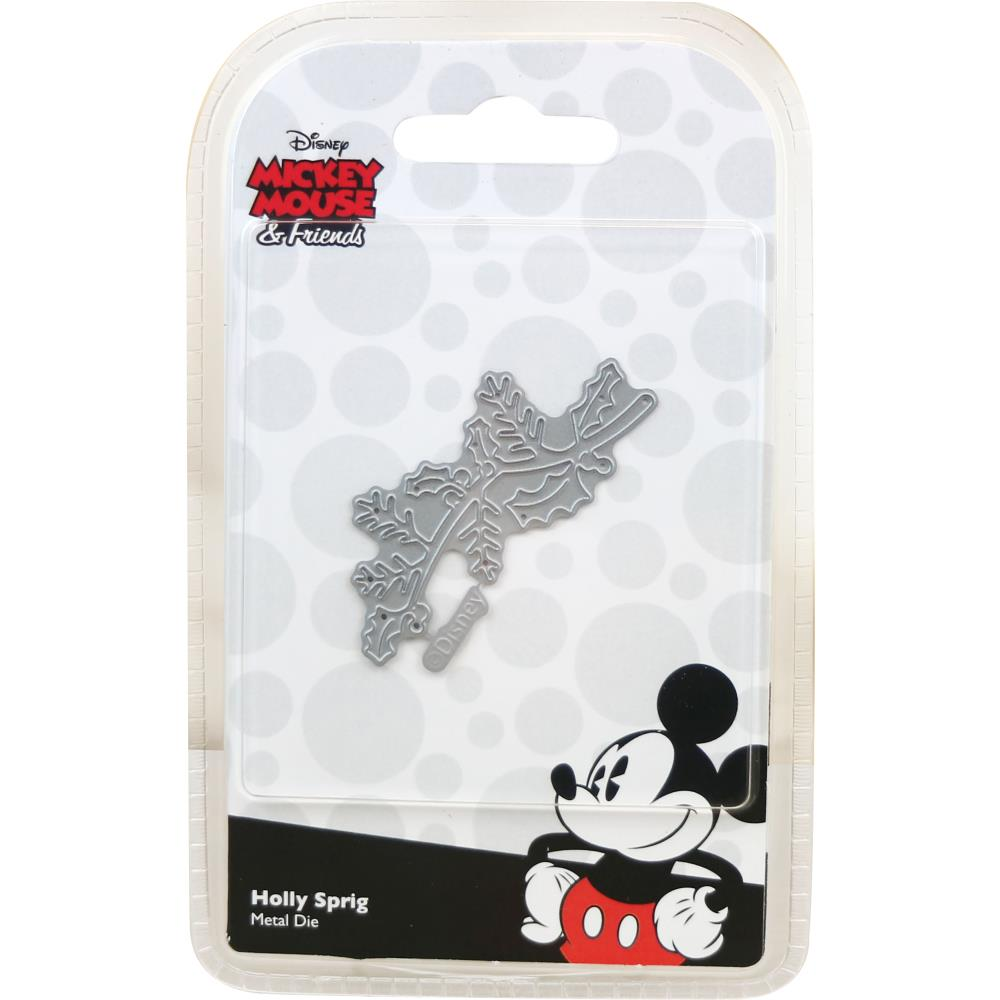 Disney Vintage Mickey Die Set Holly Flourish