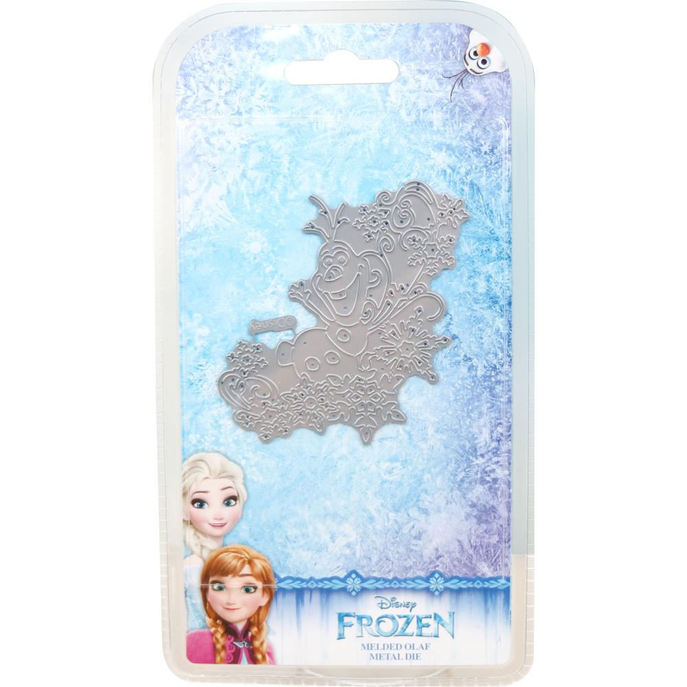 Disney Frozen Die & Stamp Set Melded Olaf Scene