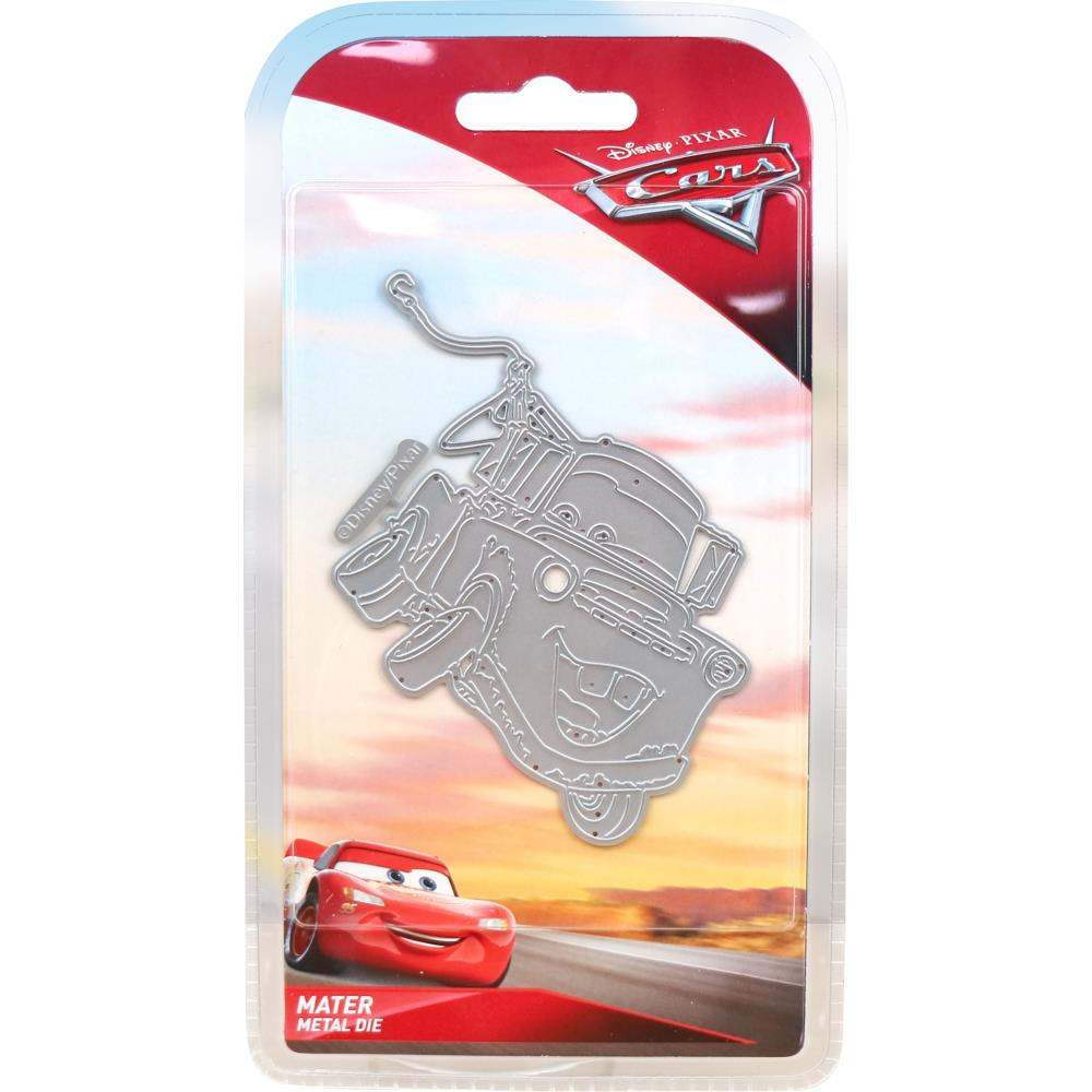Disney Cars 3 Die Set Mater Metal