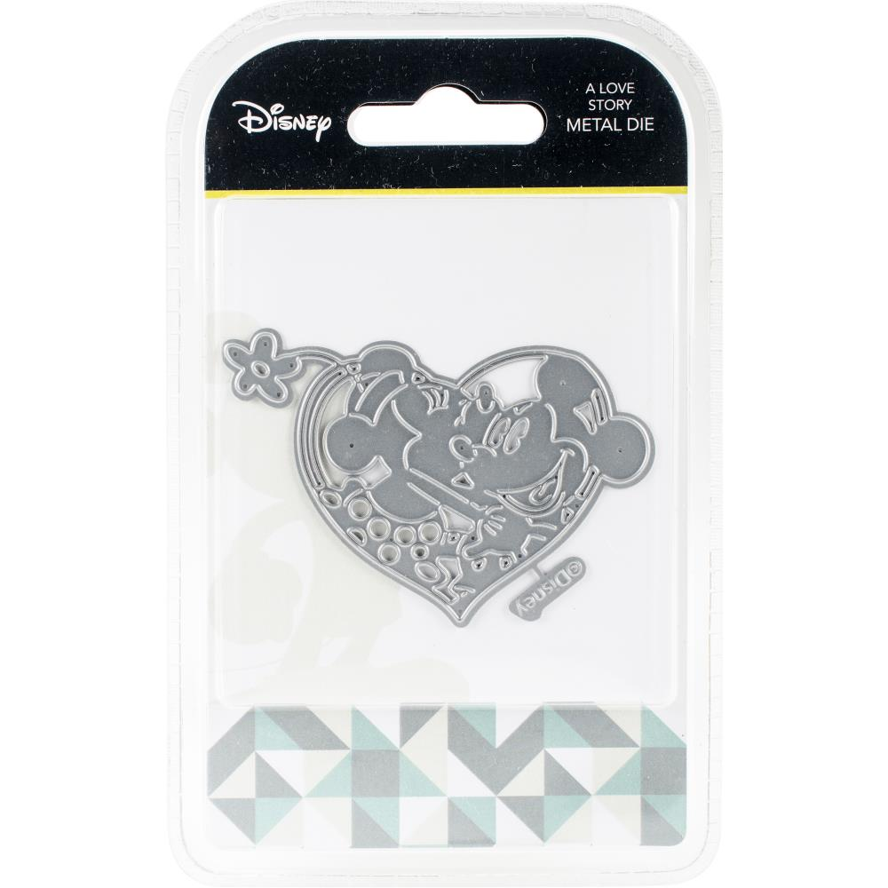 Disney Mickey & Minnie Mouse Die Set A Love Story