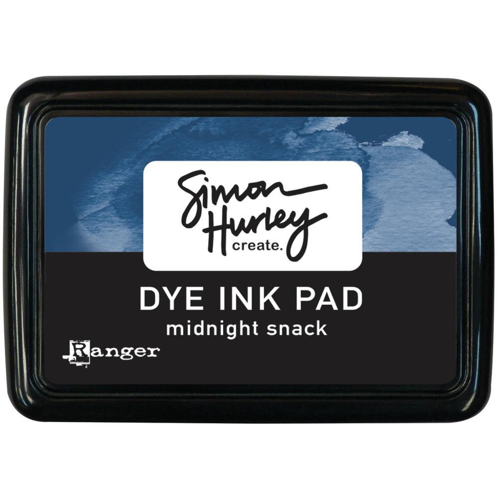 Simon Hurley create. Dye Ink Pad - Midnight Snack