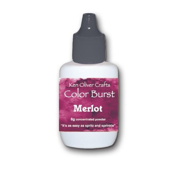 Ken Oliver Color Burst - Merlot