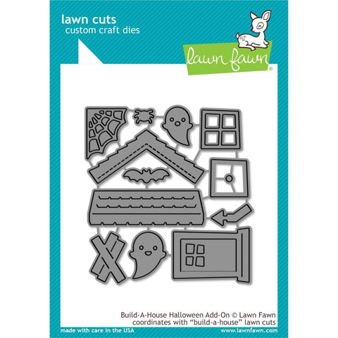 Lawn Cuts - Build-A-House Halloween Add-On