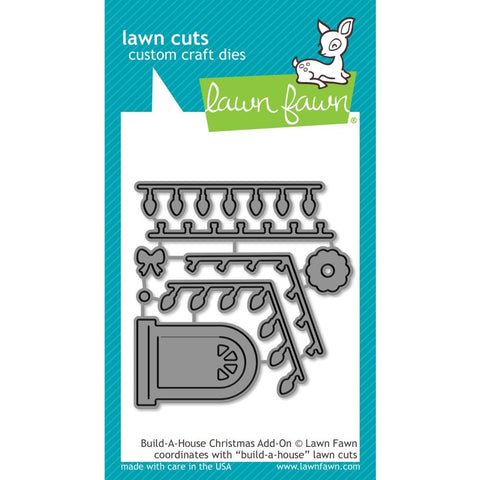 Lawn Cuts - Build-A-House Christmas Add-On