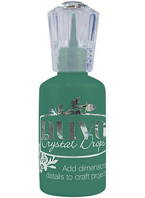 Tonic Studios - Nuvo Crystal Drops - Gloss-Woodland Green
