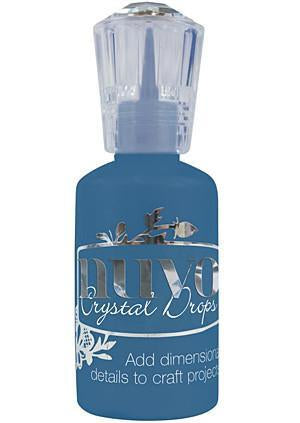 Tonic Studios - Nuvo Crystal Drops - Gloss-Midnight Blue