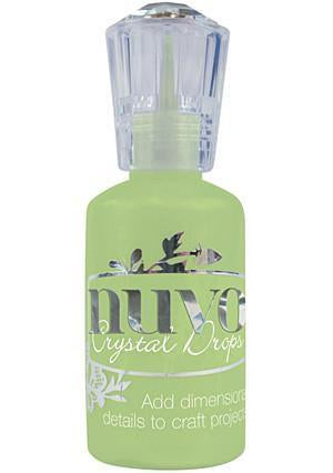 Tonic Studios - Nuvo Crystal Drops - Gloss-Apple Green