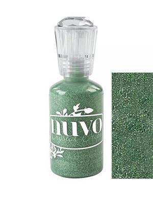 Nuvo Glitter Drops 1.1Oz - Sunlit Meadow