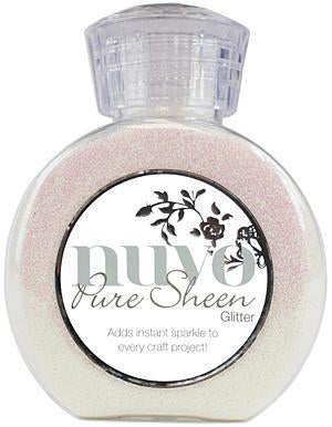 Tonic Studios - Nuvo Pure Sheen Glitter 3.38Oz - Diamond