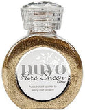 Tonic Studios - Nuvo Pure Sheen Glitter 3.38Oz - Rose Gold