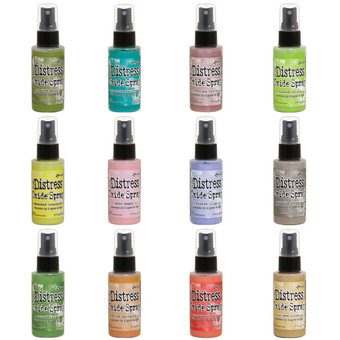 Tim Holtz Spring 2019 Distress Oxide Spray - Bundle