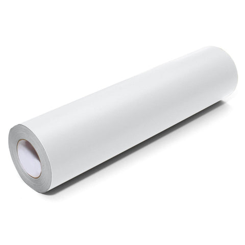 Universal Crafts - White vinyl matte 4 for $10