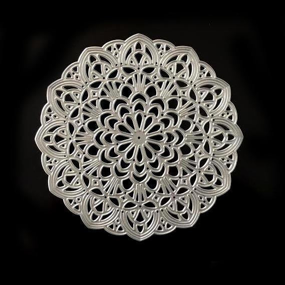 Poppy Crafts - Fancy Doily #4 Die Design