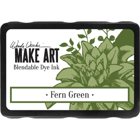 Wendy Vecchi Make Art Dye Ink Pads - Fern Green