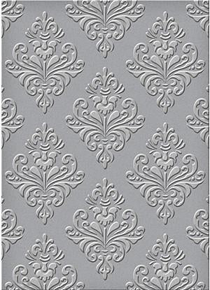 Spellbinders Embossing Folder Large Medallion