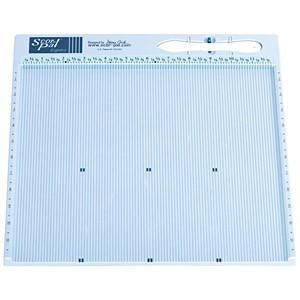 Scor-Pal Eights Measuring & Scoring Board 12X12 .125 Space Grooves