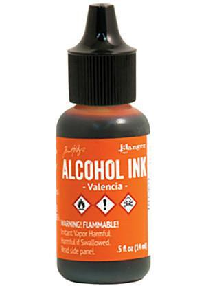 Ranger - Tim Holtz Alcohol Ink .5Oz - Valencia