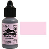 Adirondack Alcohol Ink .5 Ounce - Lights -  Pink Sherbet
