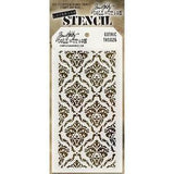 Tim Holtz Layered Stencil 4.125In. X8.5In.  Gothic