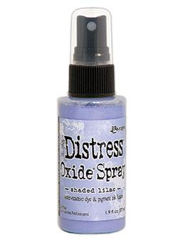 Tim Holtz Distress Oxide Spray 1.9fl oz - Shaded Lilac