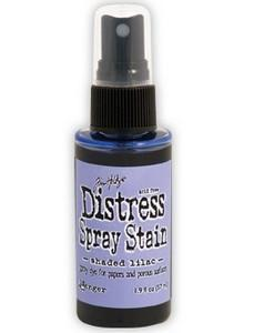 Tim Holtz Distress Spray Stains 1.9Oz Bottle - Shaded Lilac