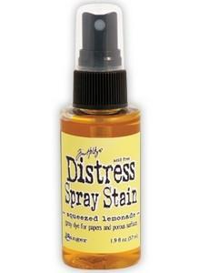 Tim Holtz Distress Spray Stains 1.9Oz Bottle - Squeezed Lemonade