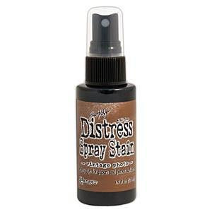 Tim Holtz Distress Spray Stains 1.9Oz Bottles - Vintage Photo