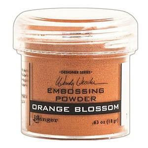 Wendy Vecchi Embossing Powders 1Oz - Orange Blossom