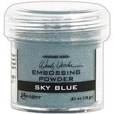 Wendy Vecchi Embossing Powders 1Oz Sky Blue
