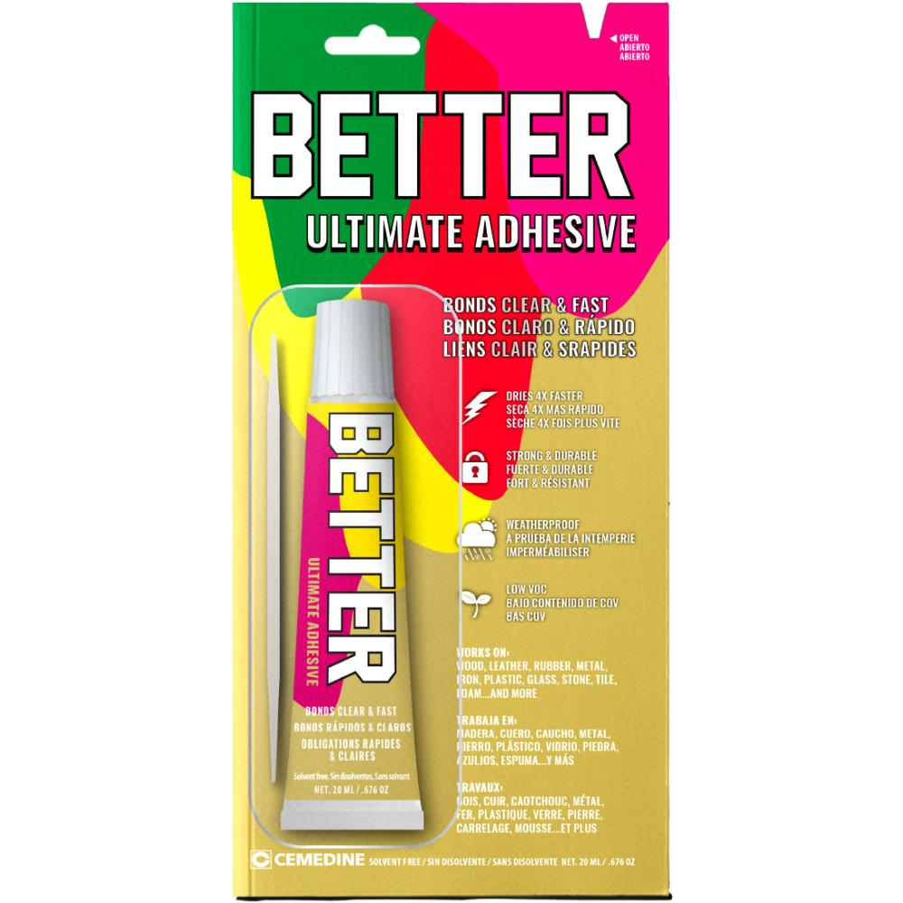 Better Ultimate Fast Dry Adhesive .67oz