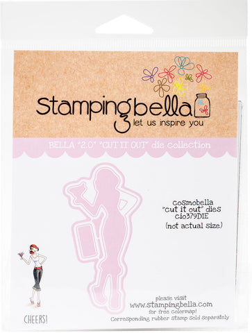 Stamping Bella Cut It Out Dies Cosmobella