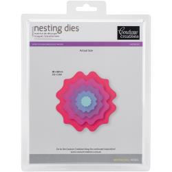 Couture Creations Nesting Dies Rose