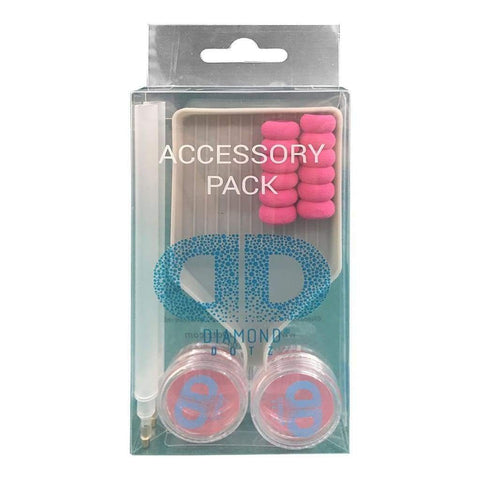 Diamond Dotz Accessory Pack 8 pack Clear