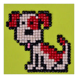 Diamond Dotz Diamond Embroidery Facet Art Kit 4.75 inch X4.75 inch Fido