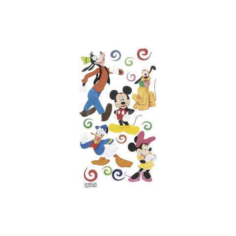 Disney Dimensional Stickers Mickey & Friends