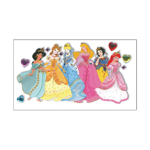 Disney Dimensional Stickers Princesses