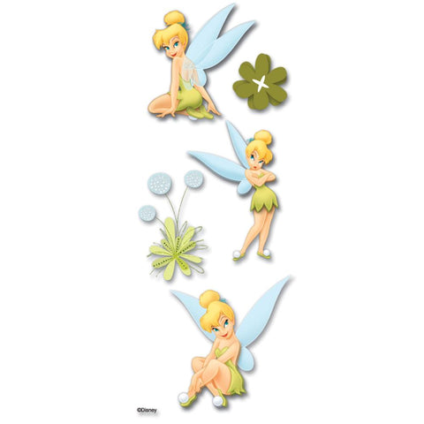 Disney Dimensional Stickers Tinker Bell
