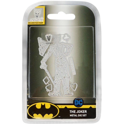 DC Comics Batman Die And Face Stamp Set The Joker