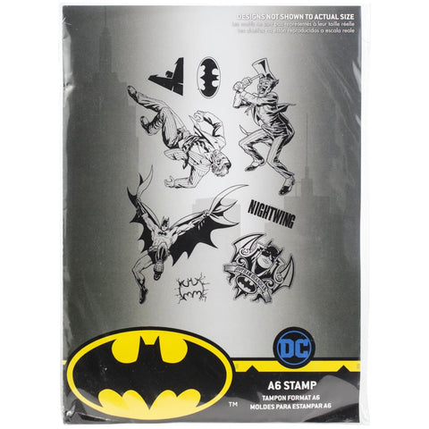 DC Comics Batman Stamp Set Batman