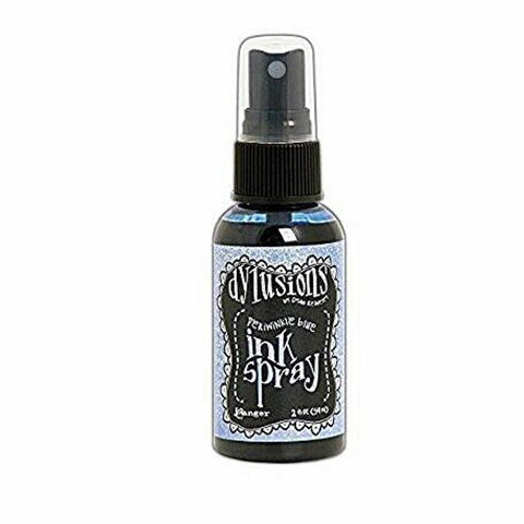 Dylusions Shimmer Sprays 1oz - Periwinkle Blue