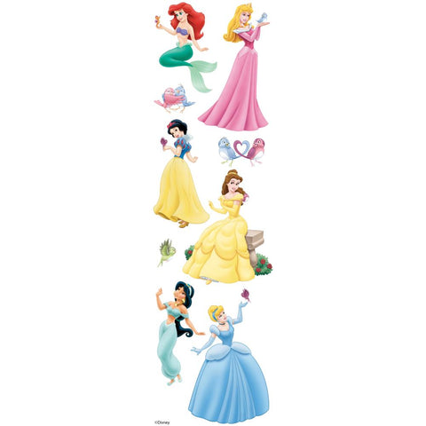 Disney Slims Dimensional Stickers Princess