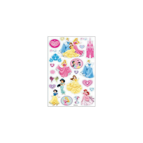 Disney Classic Stickers True Princess