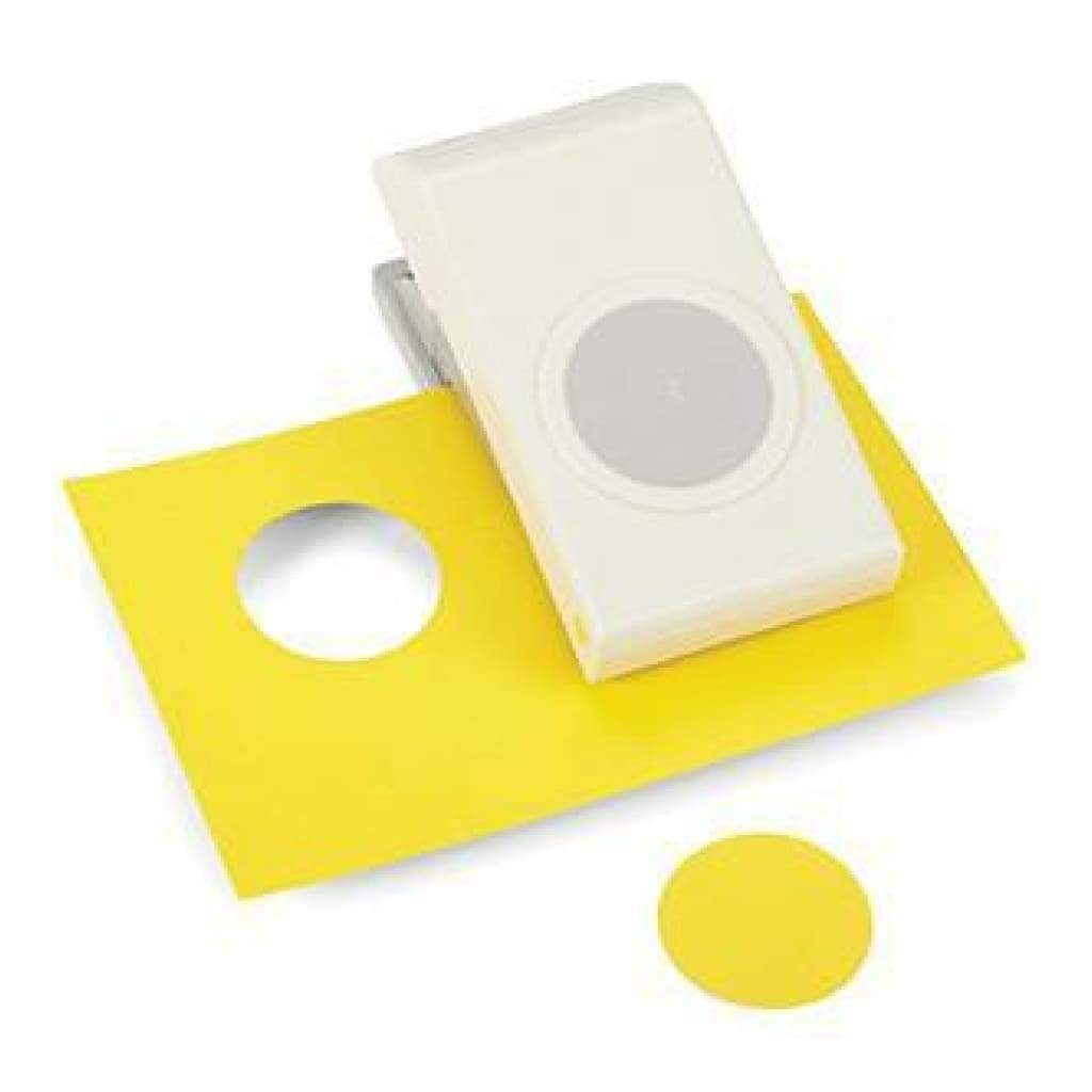 Ek Success - Nesting Paper Punch - Circle 1.5 Inches