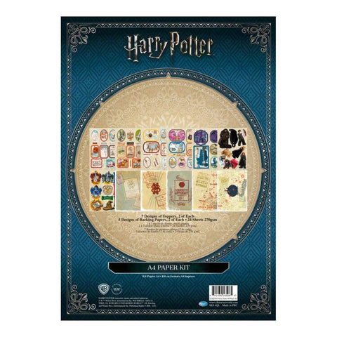 Harry Potter Paper Kit