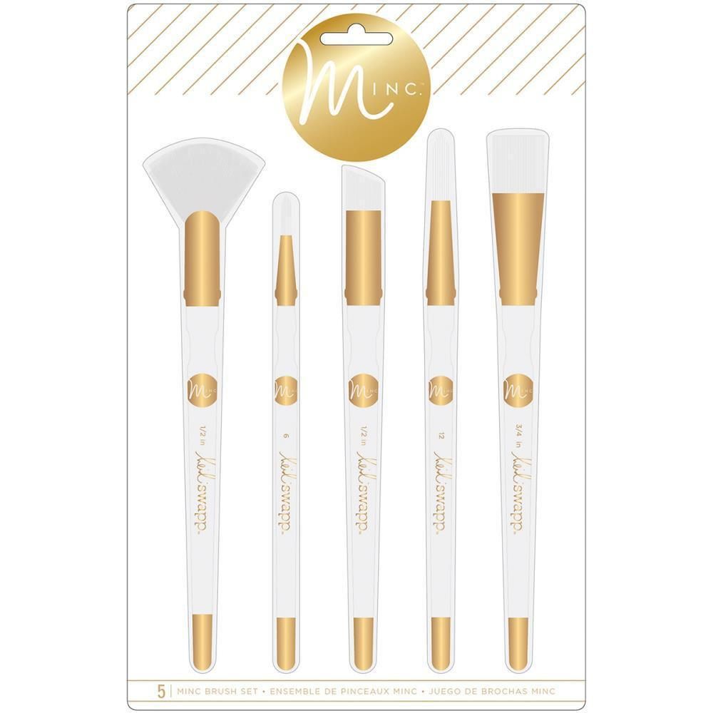 Heidi Swapp Minc Brush Set 5 pack