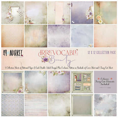 49 And Market Collection Pack 12X12 Irrevocable Beauty